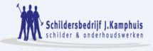 Schildersbedrijf Kamphuis<br>Schilder &amp; onderhoudswerken